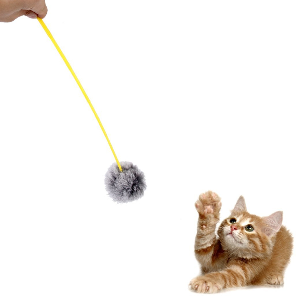 Online buy wholesale making cat toys from china making cat for Cat wand toys