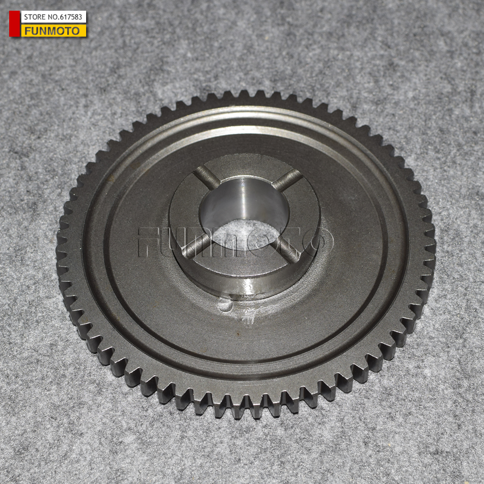 big sprocket gear of JS400 ATV/JIANSHE 400 ENGINE START GEARS