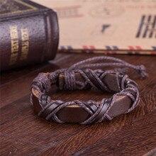 Black/Brown Viking Bracelets for Women&Men