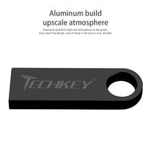 Usb flash drive pen drive 4GB 8GB 16GB 32GB waterproof Metal Key
