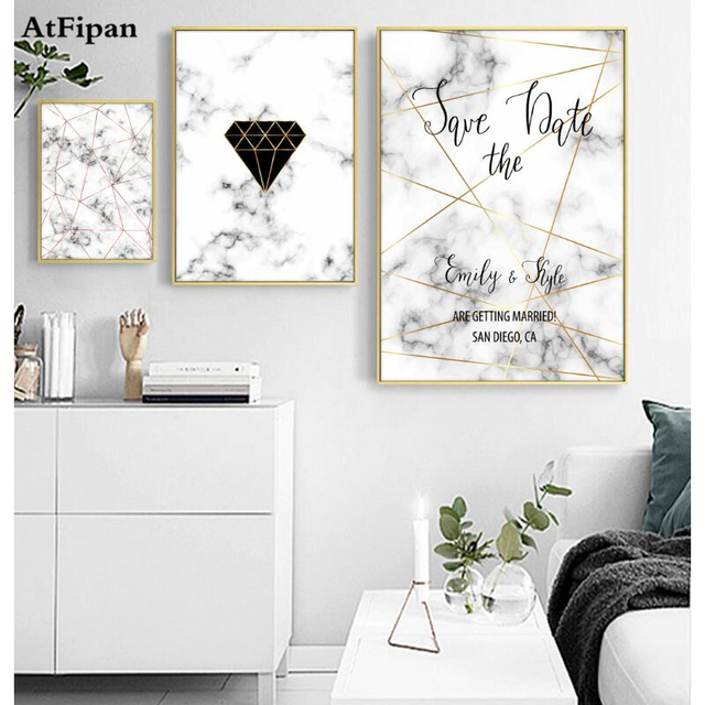 Atfipan 3 panel unframed quotes posters prints bear panda poster black white canvas art painting nursery