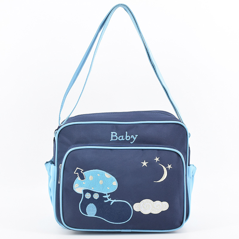 Carton Nappy Handbags Multifunctional Baby Diaper Bags Large Capacity Mother Mummy Messe ...