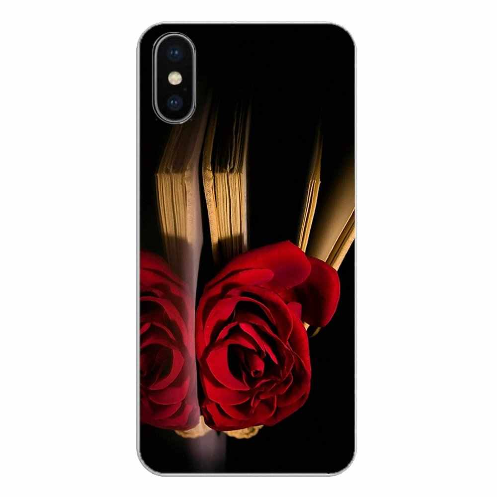 Red Rose Flowers Hd Wallpaper For Samsung Galaxy Note 8 9 S9