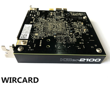 WIRCARD Bigfoot Killer 2100 Gaming Network Card
