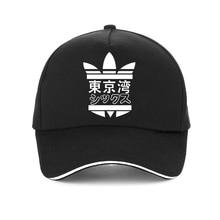 2019 New Men Women cap harajuku Spring Baseball cap Tokyo Bay printing hat Fashion Brand Hip-Hop adjustable snapback hats bone все цены
