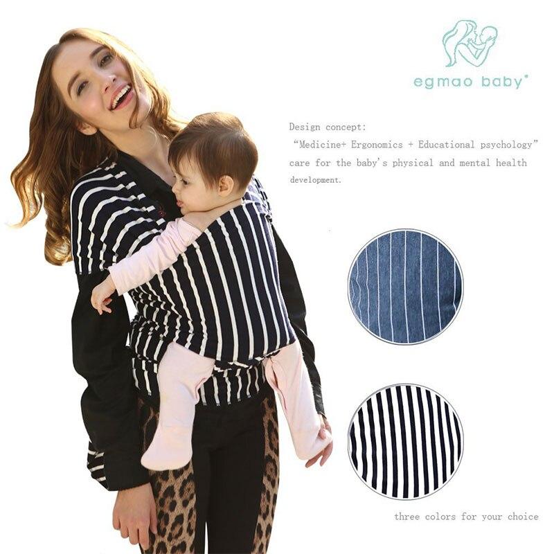 100% naturalnej bawełny Pielęgnacja chusta do noszenia dzieci - Aktywność i sprzęt dla dzieci - Zdjęcie 4