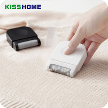 2 Color Portable Mini Clothing Sweater Hair Removal Device Lint Remover Sticky Wool Creative Dust Brush