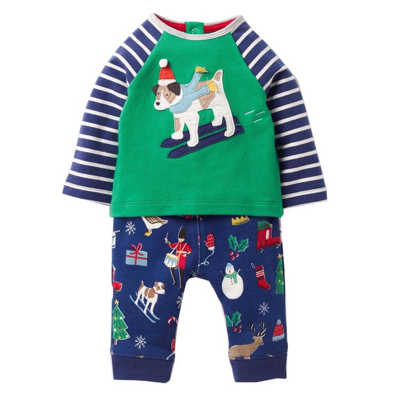 Children Clothing Sets Baby Boys Clothes Back To School Outfits Boys Animal Applique Hoodie+Pants Kids Tracksuits for Boys Sets paul frank baby boys supper julius fleece hoodie