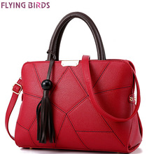Fliegen-vögel frauen handtasche quaste tote bolsa feminina messenger bags damen cross body frauen tasche designer 2016 geldbörse LM4069fb