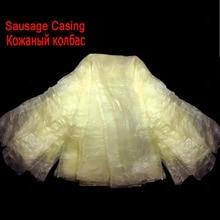 10pcs/Lot Casings for Sausage,Each Length:50cm Wide:60mm,Salami,Meat Poultry Tools, Sausage