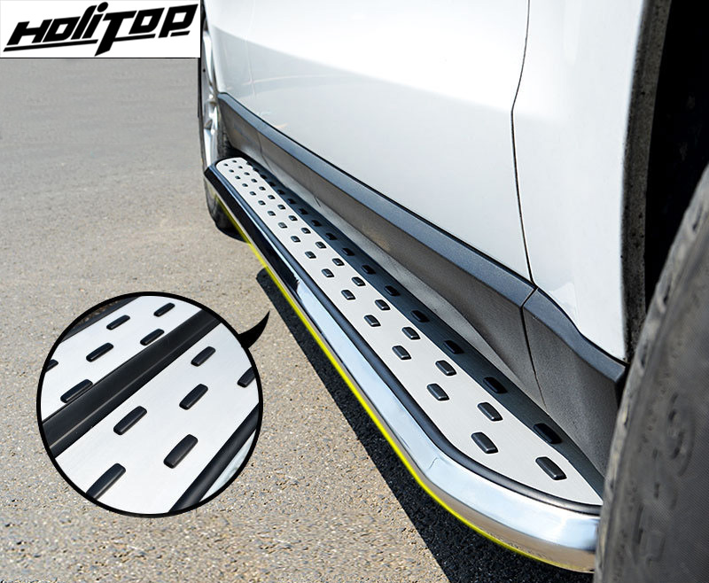 running board side step side bar for Peugeot 2008 5008 most popular style in China supplied