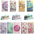 Creative pattern PU Leather wallet Case Cover for LG G3 S / LG G3 Beat / LG G3 mini / LG B2 mini D728 D722 D725 D724 M5C08D