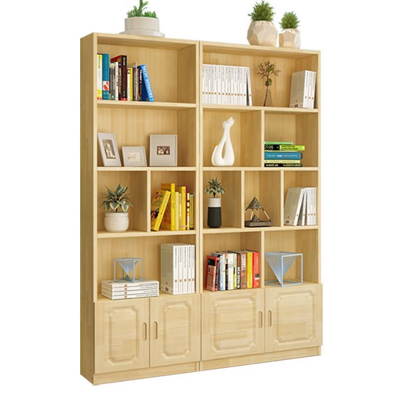 Living Room Furniture Reasonable Cabinet Rack Boekenkast Display Meuble Bois Camperas Libreria Wall Shelf Wood Furniture Decoration Book Retro Bookshelf Case