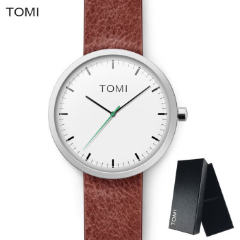 New ultra thin watch for male female