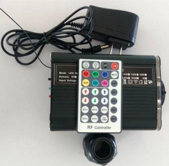 Twinkle Effece RGBW 18W LED Light Engine With Twinkle Wheel; With 28key RF Remote,AC100-240V Input