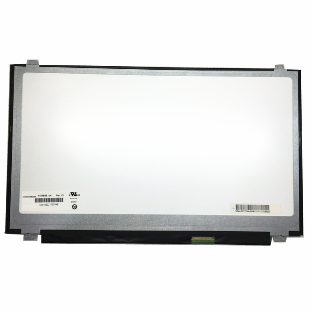 Free Shipping N156BGE L41 N156BGE L31 LTN156AT30 P01 LTN156AT20 H01 W01 LP156WH3 TLSA Laptop LCD Screen 1366*768 LVDS 40pin