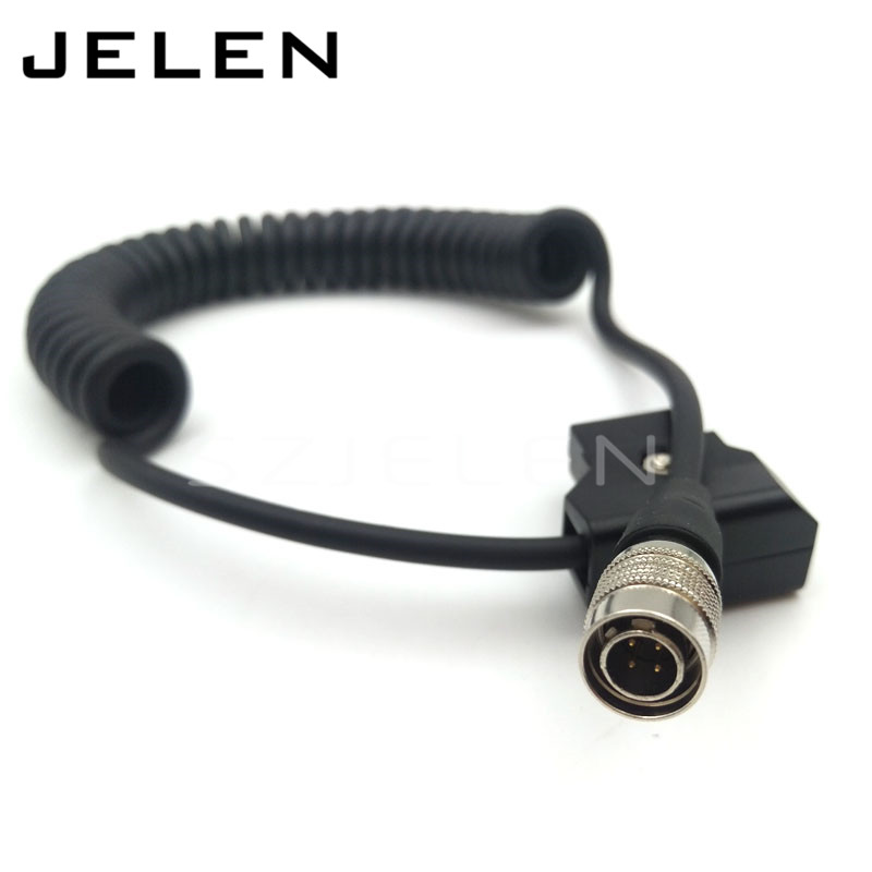 recorder zoom F8 power cord, Sound Devices 688/644/633 power line, D-TAP for Hirose 4-pin plug connector пылесос ghibli power line power t d 36 i combi 15784010001