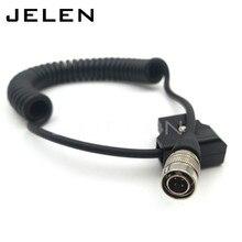 Рекордер Zoom F8 шнур питания, звуковых устройств 688/644/633 линии электропередачи, d-TAP для hirose 4-контактный разъем