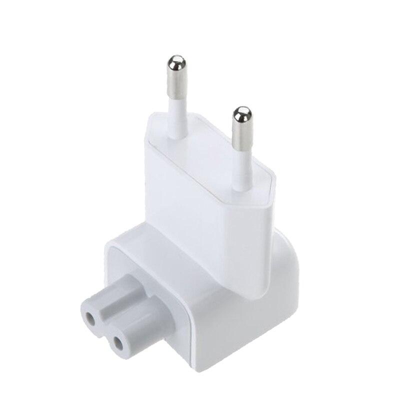 Настенный адаптер питания для Apple iPad iPhone 7 8 Plus, зарядное устройство MacBook Air, Европейский адаптер, стандартная розетка