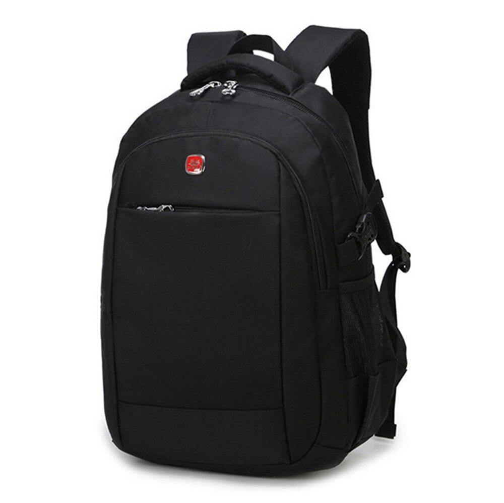 Brand Laptop Backpack Men's Travel Bags 2019 Multifunction Rucksack Waterproof Oxford Black School Backpacks For Teenagers