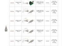 JBC C210 009 C210 002 C245 030 Soldering iron tip for T210 / T245 Soldering pen