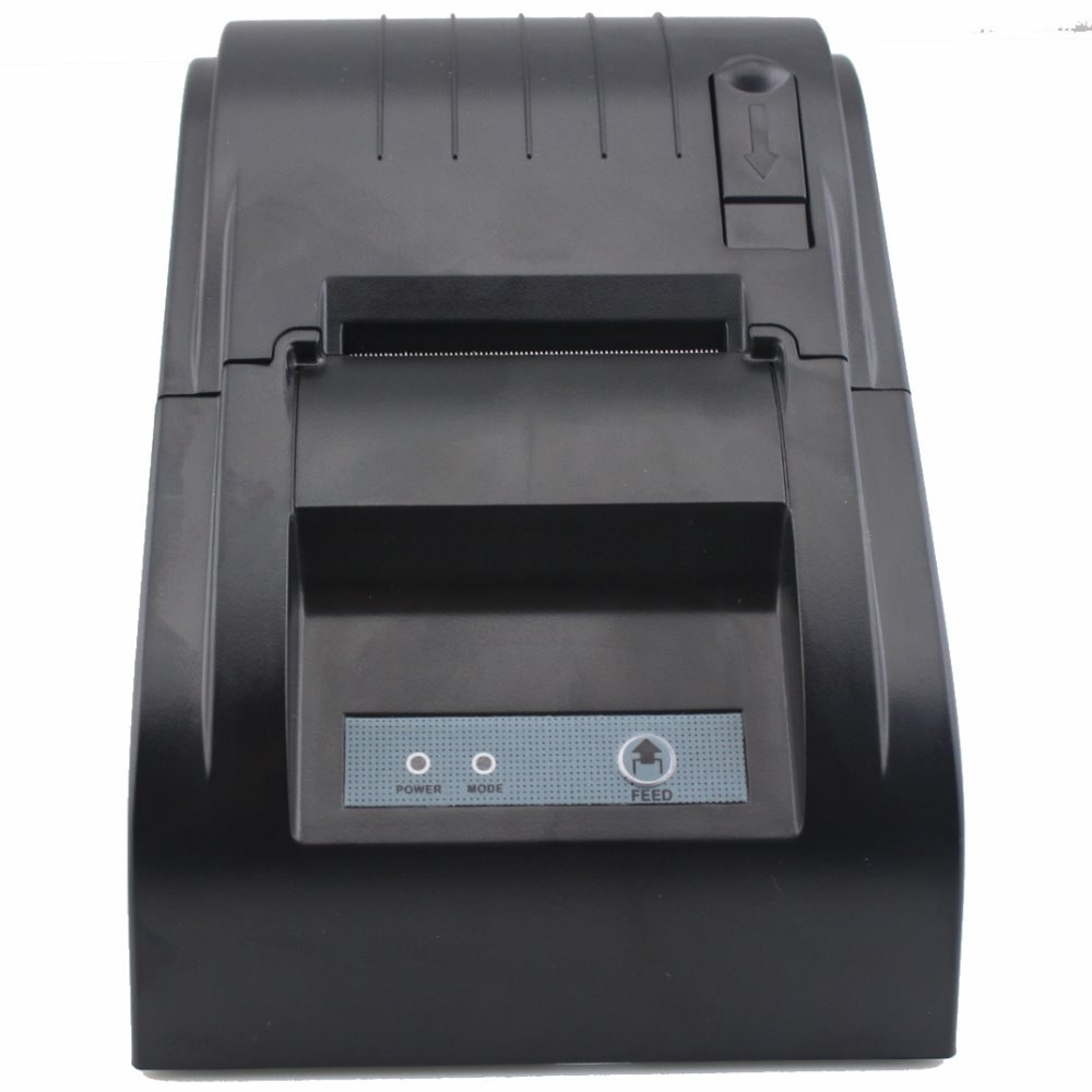 ФОТО JP-5890T 58mm Thermal Printer 58mm Receipt Printer Thermal Receipt Printer High Speed Thermal POS Printer 58mm