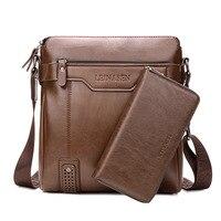 New Brand Men S Shouder Leather Bag Business Messenger Men Crossbody Bags Quality Men Bags Brenda