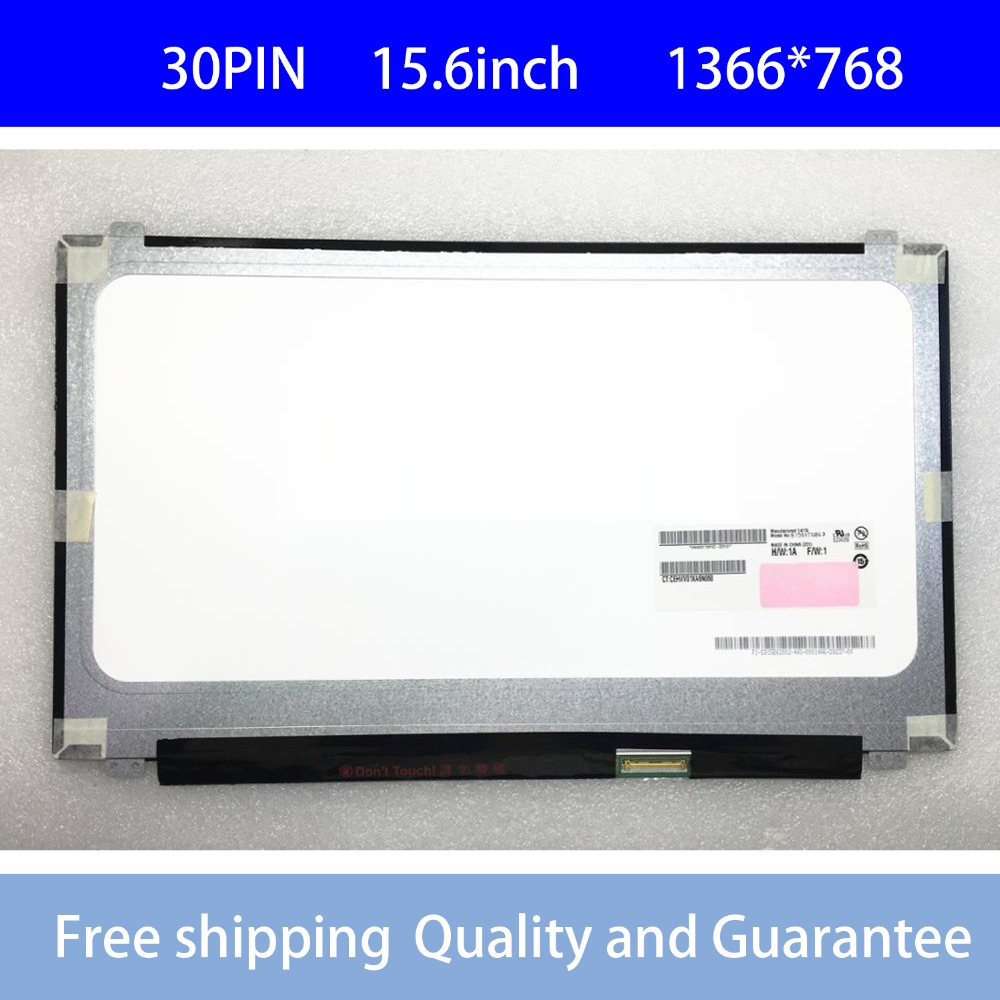 15.6 eDP LAPTOP LCD LED MATRIX B156XTN04.0 B156XTN04.1 B156XTN04.3 NT156WHM N12 LP156WHB TP C1 D1 For lenovo y50 (O)