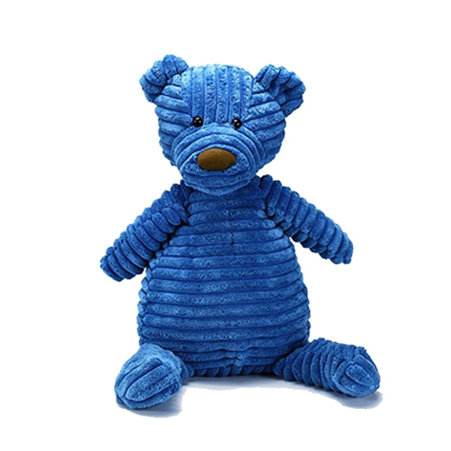 Blue Plush Toy Bear Animals Cute Stuffed Cat Doll Hippo Toys Baby Knuffel Birthday Gift Mini Pelucias Toys For Children 50G0457 40 30cm pusheen cat plush toys stuffed animal doll animal pillow toy pusheen cat for kid kawaii cute cushion brinquedos gift