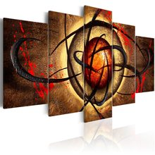 5 Panel Wall Pictures for Living Room Picture Print Painting On Canvas Wall Art Home Decor Living Room Canvas Print/PJMT-B (667)(China)