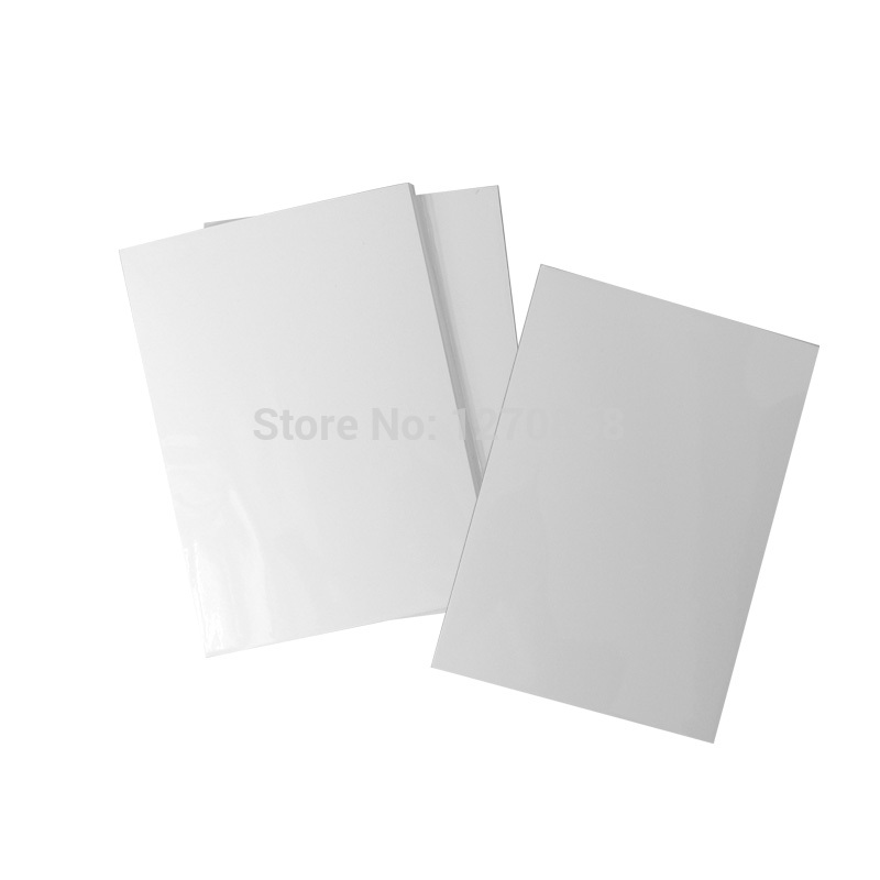 image about Printable Canvas Paper referred to as US $89.9 A4 dimension 100 sheets rate of 100% cotton blank canvas for inkjet printer-inside of Photograph Paper versus Computer system Workplace upon  Alibaba