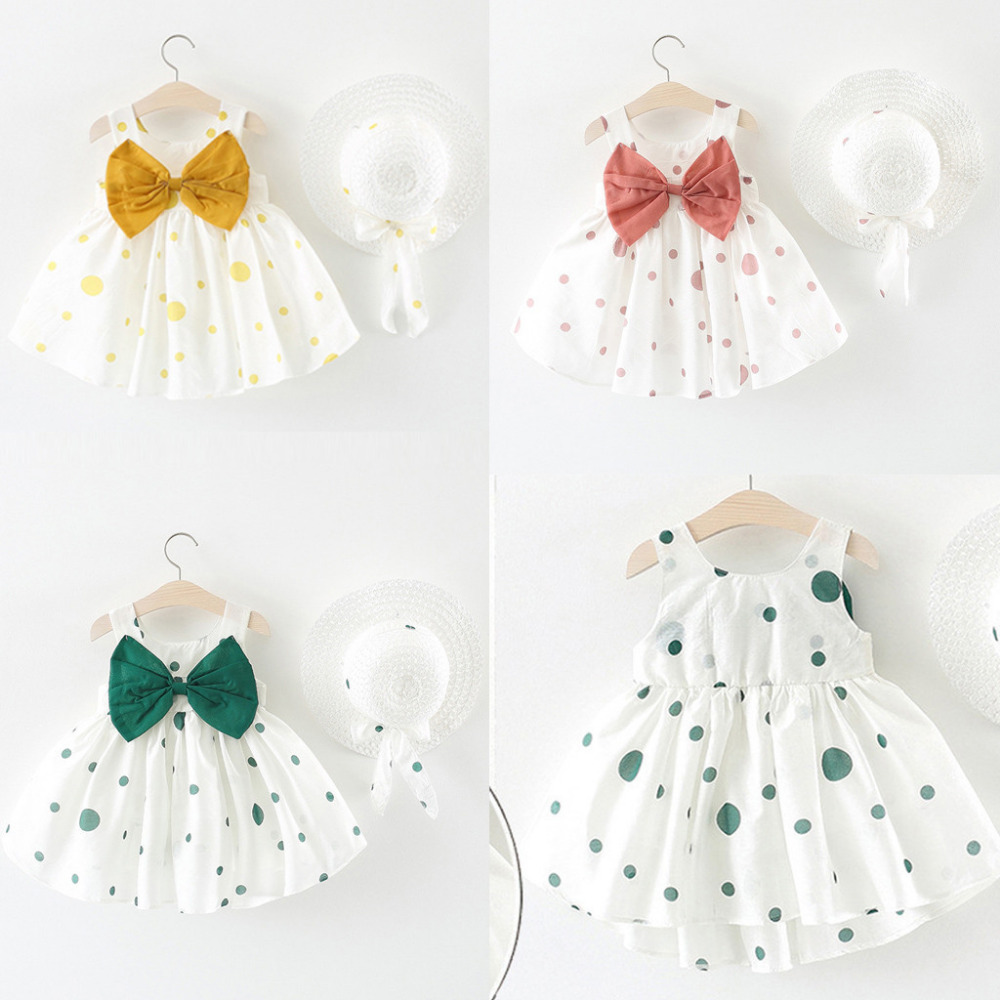 2pcs//set Summer Avocado Print Baby Kids Girls Sling Tops Shorts with Cap