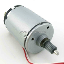 2Pcs 545 DC motor high torque wind  generator for science experiments