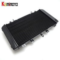 Motorcycle Replacement Radiator Cooler For HONDA CB600 HORNET600 2006 2007 CB HORNET 600 Cooler Radiator Cooling