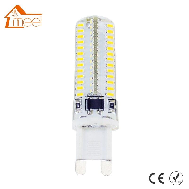 g9 led bulb ac 110v 220v 7w 9w 10w 12w 15w smd 3014. Black Bedroom Furniture Sets. Home Design Ideas