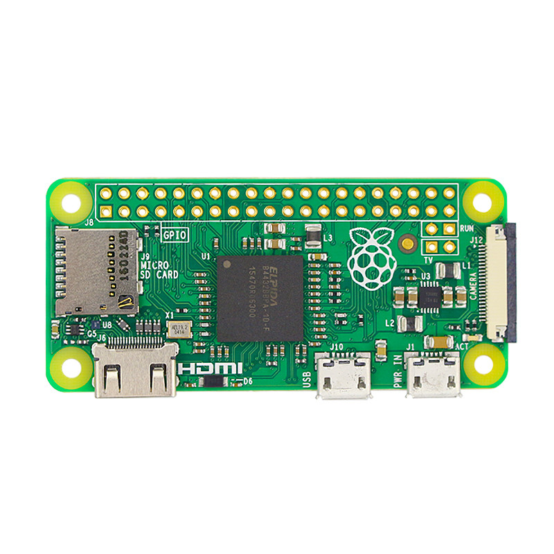 In Stock ! Original Raspberry Pi Zero V 1.3 Board With 1GHz CPU 512MB RAM Raspberry Pi Zero 1.3 Version