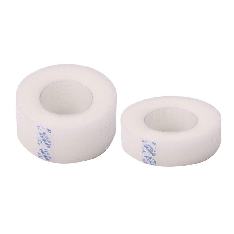 1.25cm/2.5cm 1 Roll Isolation Eyelash Gule Extension Under Eye Pad Tape For False Eyelash Adhesive Tool Eyelid Tools
