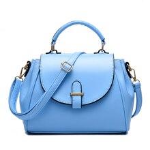Vintage Candy Bag Women Handbag High Quality Pu Leather Crossbody Shoulder Messenger Bags Famous Brand Red Hasp Zipper Clutch W3