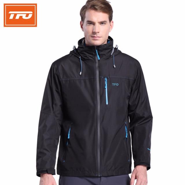 Men's grab fleece lined jacket