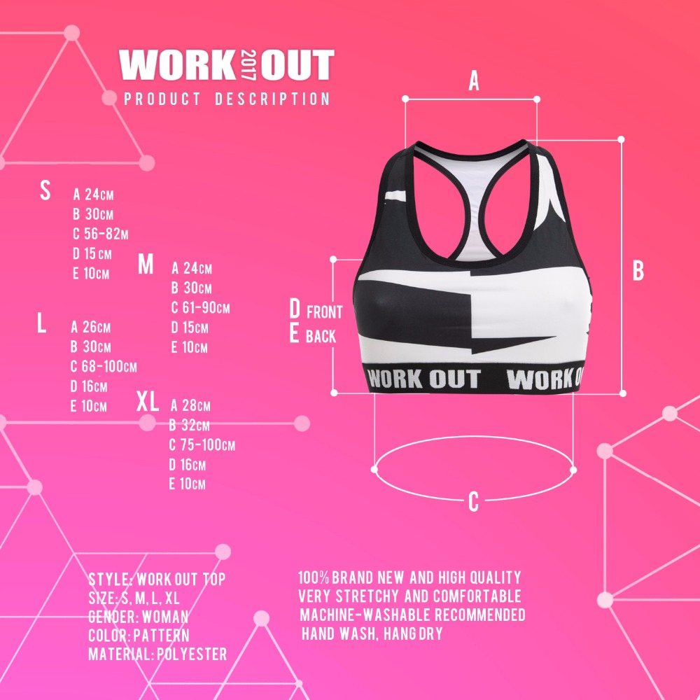 43120 43121 43122 43123 work out top typo black (0)