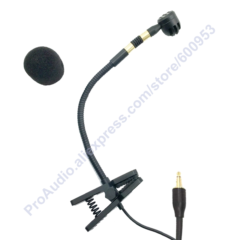 CM20 M2 Classic Cardioid Instrument Microphone for Saxophone etc 3 5mm 1 8 quot Plug in Microphones from Consumer Electronics