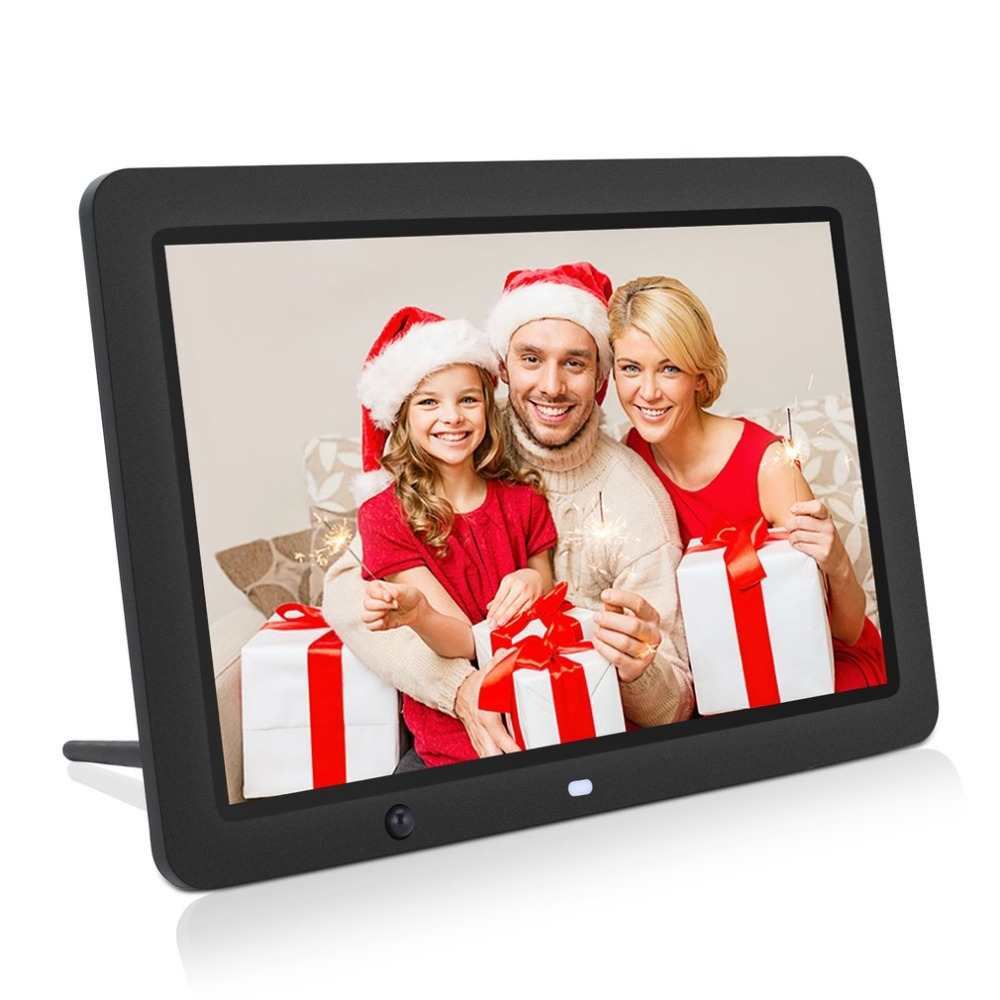 12 inch HD Digital Photo Frame Motion Sensor & 8GB Memory LED Picture Frame with Wireless Remote Control Music MP3 Video MP4 цены