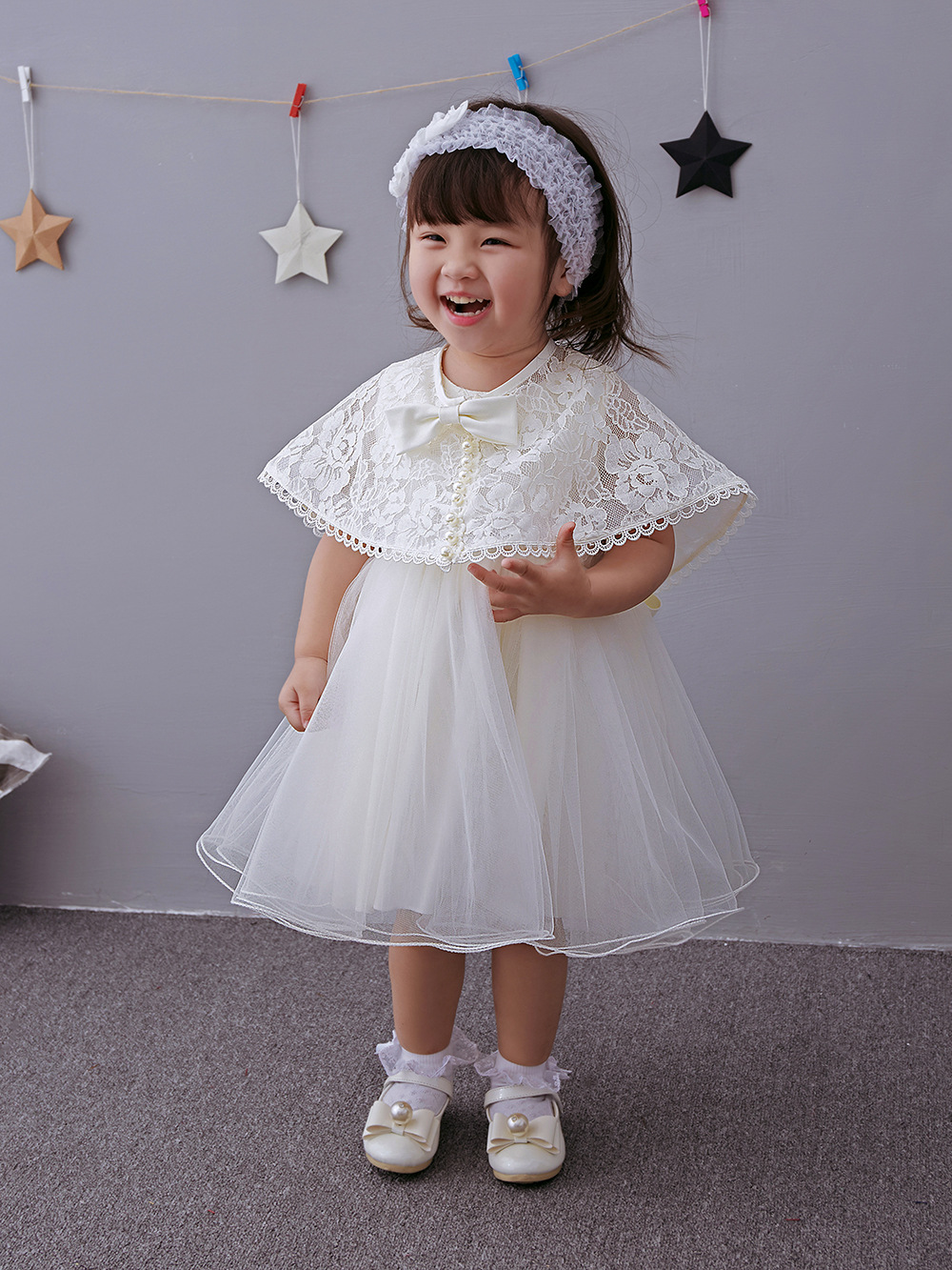 infant christening gown