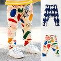 2016 Otoño niños bobo choses pantalones capris para bebé muchachas de los muchachos de mi ** rodini niños ropa de niños ropa de primavera verano