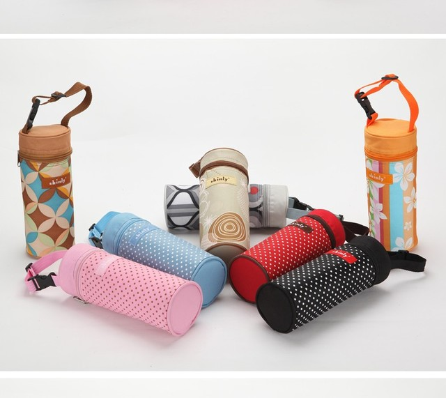 Skinly Bottle Bags Waterproof Ny Bag Baby Insulation Vacuum Cup