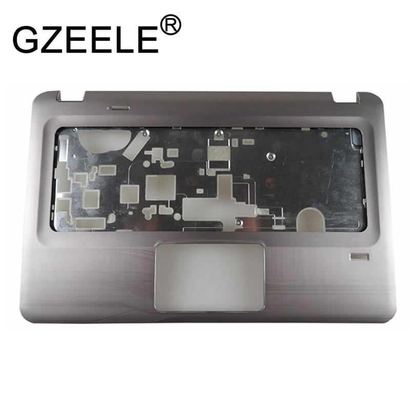 GZEELE new Laptop top case For HP For Pavilion DV6-3000 DV6 3028TX 3029TX DV6-3100 Palmrest top Upper cover Keyboard bezel цена