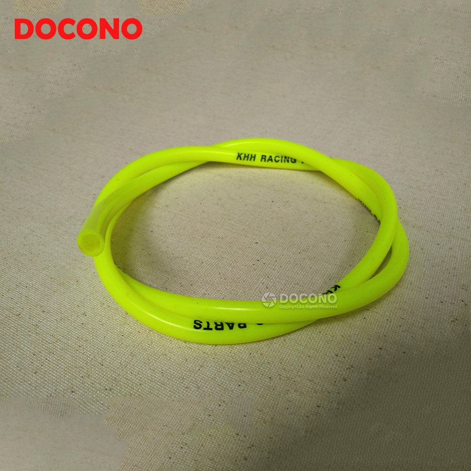 ID:6mm OD:8mm 1M Motorcycle Fuel Gas Oil Delivery Tube Hose For suzuki gn250 bandit 400 boulevard m109r drz 400 djebel m109r gsx(China)