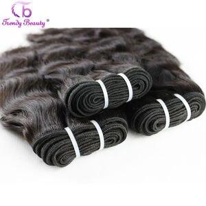 Image 5 - Naturalne brazylijskie włosy falowane 100% doczepy z ludzkich włosów 3 sztuk Lot 8 30 cali brazylijski włosy wyplata zestawy nie Remy modne piękne
