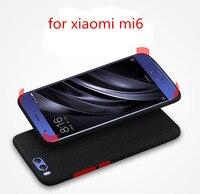 Xiaomi Mi6 Case Best Quality 5 Colors Hot Sale Luxury Soft Tpu Cover For Xiaomi Mi6