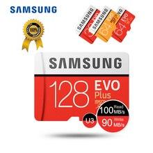 Оригинальный Samsung Micro SD карта 32 ГБ Class 10 карт памяти MicroSD 256 ГБ 128 ГБ 64 ГБ TF карты sdhcxc картао де memoria дропшиппинг